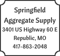Springfield Aggregate Supply